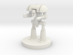 "Light MK-5-D ""SHAP"" in White Strong & Flexible"