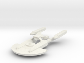 System Fleet NX Escort in White Strong & Flexible