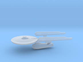 Endeavor class in Smooth Fine Detail Plastic