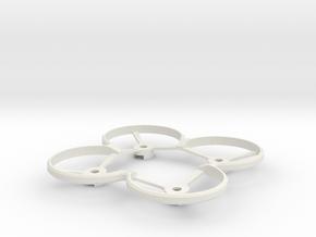 Estes Proto X Prop Guards in White Natural Versatile Plastic