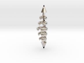 Kasey Spine in Platinum