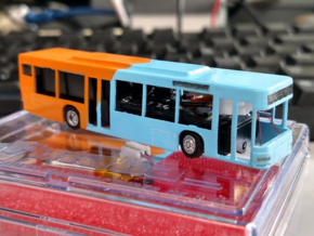 MAN A21 Lion's City Bus (N - 1:160) 2X in Smooth Fine Detail Plastic
