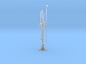 Michael's Mini Trumpet in Smoothest Fine Detail Plastic
