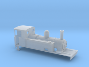 TTn3 C&L 4-4-0T in Frosted Ultra Detail