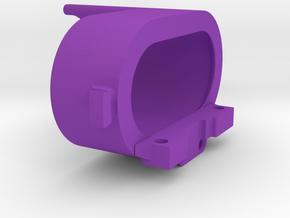 Sony HDR 100V - Zhiyun Z1 in Purple Strong & Flexible Polished