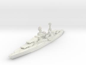 1/2400 USS South Dakota BB (1920) in White Strong & Flexible