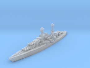 1/2400 USS South Dakota BB (1920) in Smooth Fine Detail Plastic