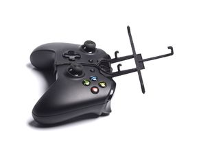 Xbox One controller & Samsung Galaxy S5 mini Duos in Black Natural Versatile Plastic