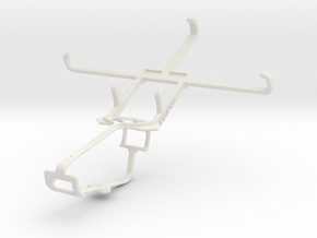 Controller mount for Xbox One & Spice Stellar 509  in White Natural Versatile Plastic