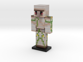 Iron Golem Skin in Full Color Sandstone
