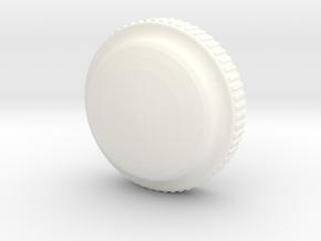 2015061401 - Handle Mod. Depos 171 - Radio CGE 741 in White Processed Versatile Plastic