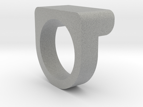 Emitter Shroud ROTJ 0.45 Scale in Metallic Plastic