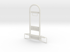 Jetpack Frame with Rings in White Strong & Flexible