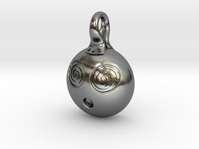Hypno in Polished Silver