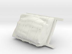 M11B-Storage Bags in White Natural Versatile Plastic