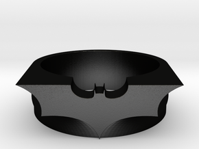 2008 Batman - The Dark Knight Ring  Size US7 in Matte Black Steel