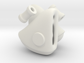 Chobits Set: YOSD Doll size in White Natural Versatile Plastic