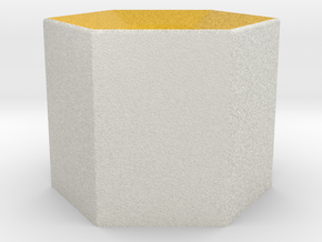 LuminOrb 2.4 - Column Stand in Full Color Sandstone