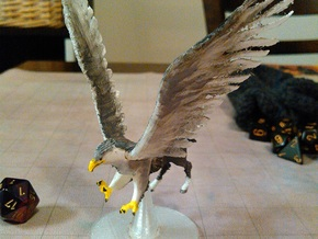 Hippogriff in White Strong & Flexible