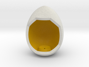 LuminOrb 2.4 - Egg Stand in Full Color Sandstone