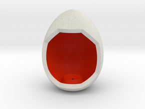 LuminOrb 2.1 - Egg Stand in Full Color Sandstone