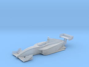 Dallara IPS Indy Lights Chassis in Smooth Fine Detail Plastic