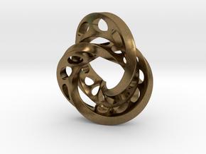 2-Twists in Natural Bronze