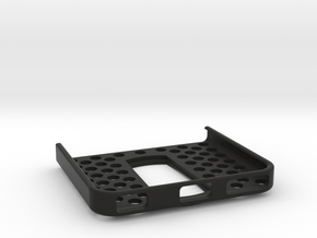 Iphone 6 Plus Mount in Black Natural Versatile Plastic