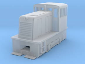 N Scale GE 25 Tonner (Non-Powered) in Frosted Ultra Detail