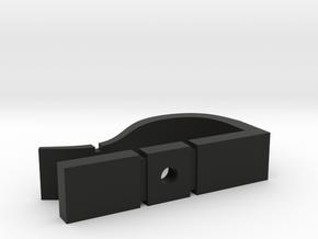 100X Smartphone Microscope Improved Version in Black Natural Versatile Plastic