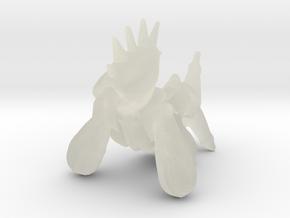 3DApp1-1435261791890 in Transparent Acrylic