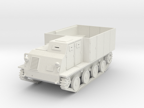 PV63 Japanese Type 1 Ho-Ki APC (1/48) in White Natural Versatile Plastic