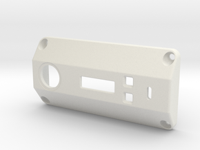 DNA200 Hammond 1590g Replacement Lid in White Natural Versatile Plastic