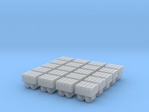1/87 Batteriekasten 20er in Frosted Extreme Detail