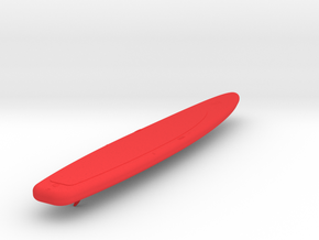 DTSurfsports Race iSUP in Red Strong & Flexible Polished