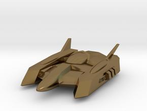"""RetroRocket """"Centaurus"""" in Polished Bronze"""