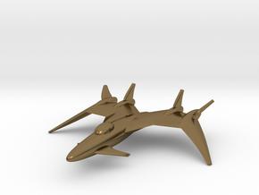 "RetroRocket ""Aquilla"" in Polished Bronze"