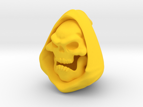 Filmskele in Yellow Strong & Flexible Polished