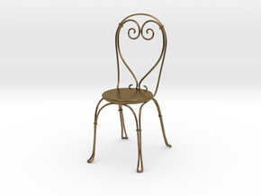 Vintage Cafe chair in Natural Bronze