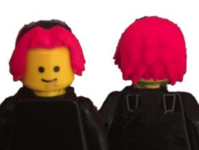 Custom Sakura Inspired Lego in White Strong & Flexible