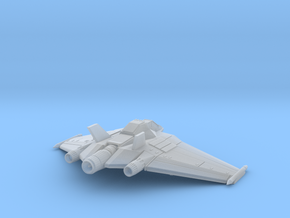 Stargate SG1 - Earths X302 [55mm Wingspan & Hollow in Smooth Fine Detail Plastic