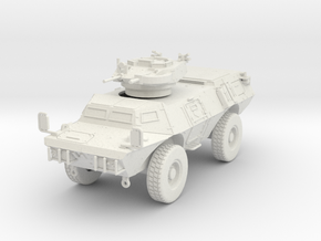 MV02A M1117 Guardian ASV (28mm) in White Natural Versatile Plastic