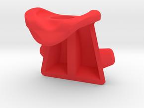 Dreg1 Arm Pack in Red Processed Versatile Plastic