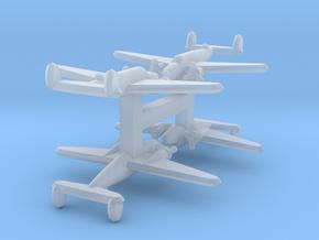 Lockheed Hudson x4 1:900 in Smooth Fine Detail Plastic
