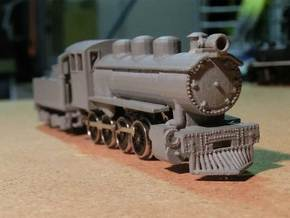 NZ120 NZR Ba Class V1 in Smooth Fine Detail Plastic