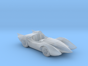 Mach5 cartoon 1:160 in Frosted Ultra Detail