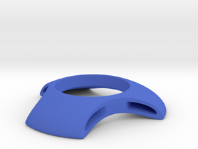 Bio Egg Cup in Blue Processed Versatile Plastic