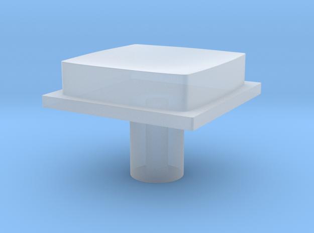 cleanbutton 3d printed