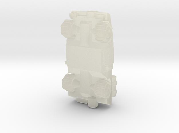 Terran APC 3d printed