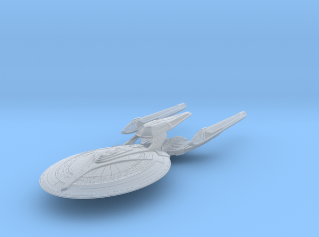 SF Temporal Research Vessel 1:7000 in Smooth Fine Detail Plastic